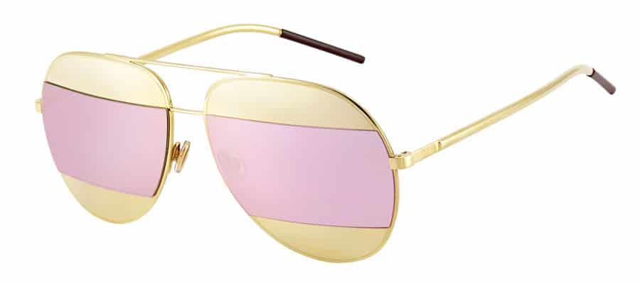 I nuovi occhiali DiorSplit