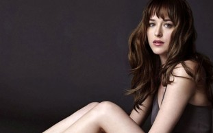 Dakota Johnson 50 sfumature di grigio