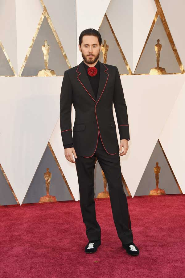 Jared-Leto in Gucci