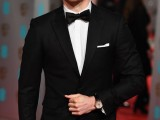 Michael-Fassbender-wears-Chopard-to-the-BAFTAs,-London