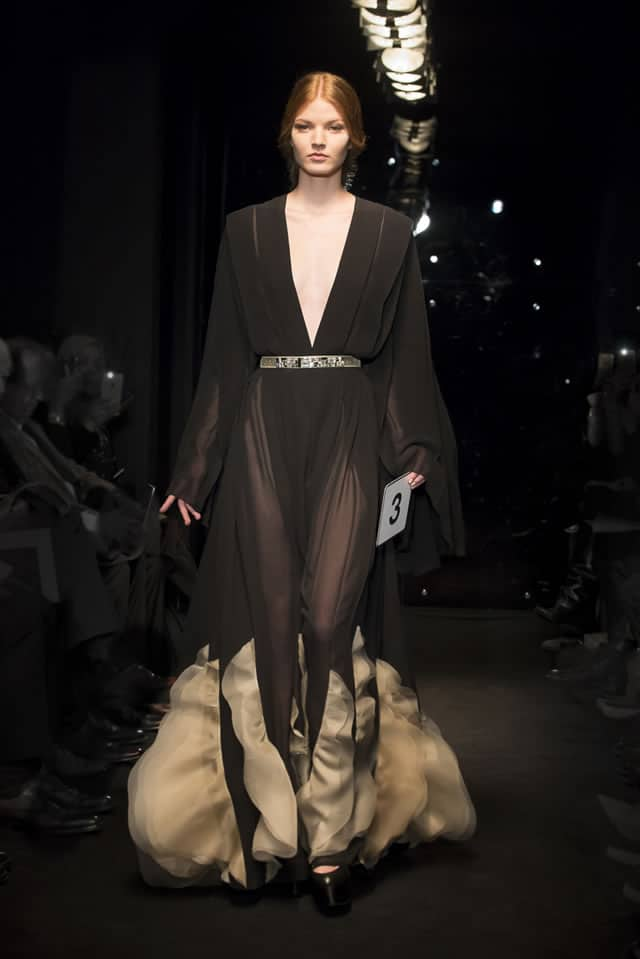 Stephane Rolland haute couture SS 2016 L-Orfeo