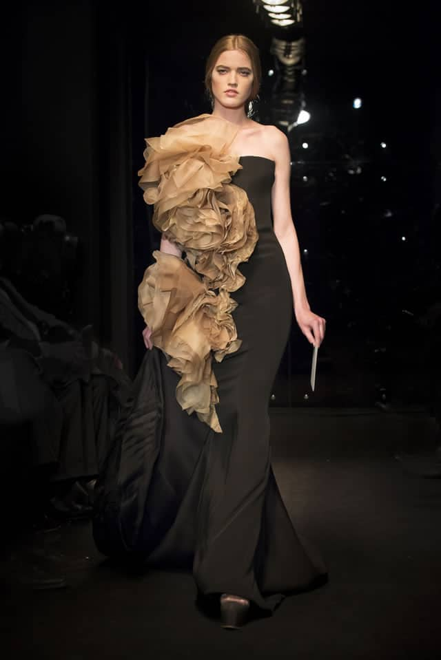 Stephane Rolland haute couture SS 2016 Le duo de Lakme