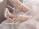 Le scarpe da sposa di Jimmy Choo