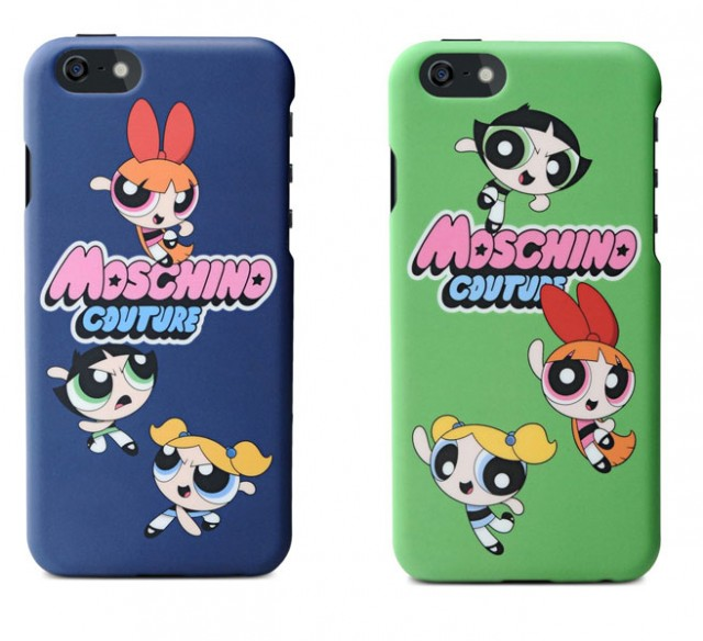 Moschino's Powerpuff collection