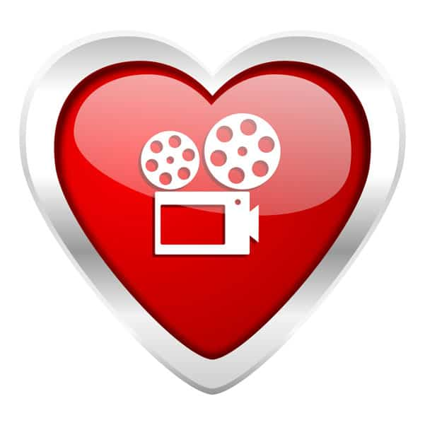 8 film d'amore