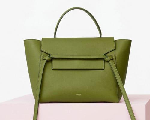 Céline handbag verde
