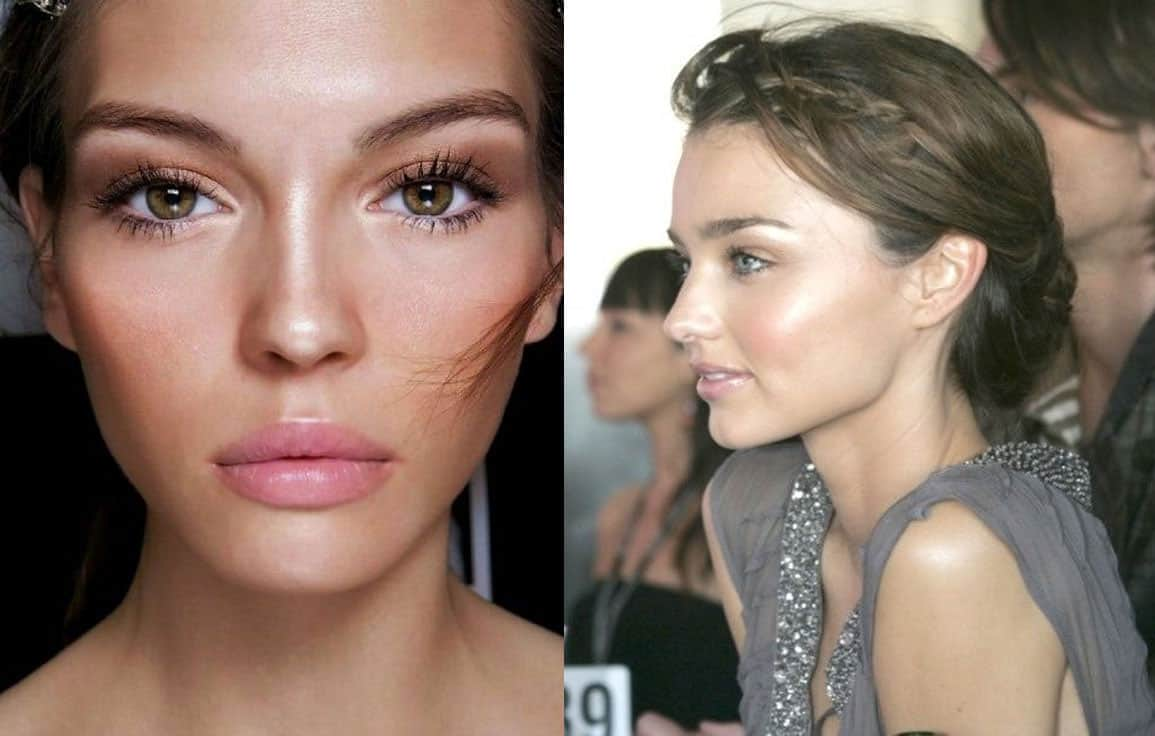 make-up Dewy