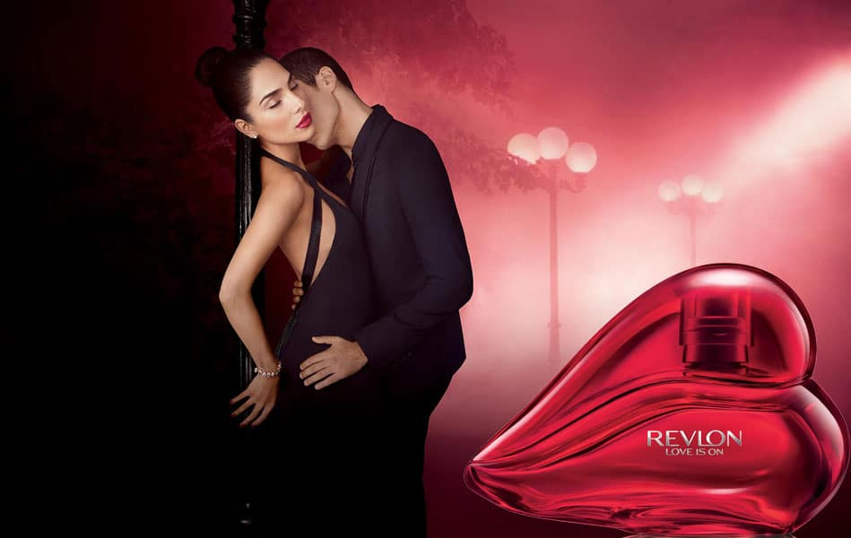 Revlon presenta LOVE IS ON