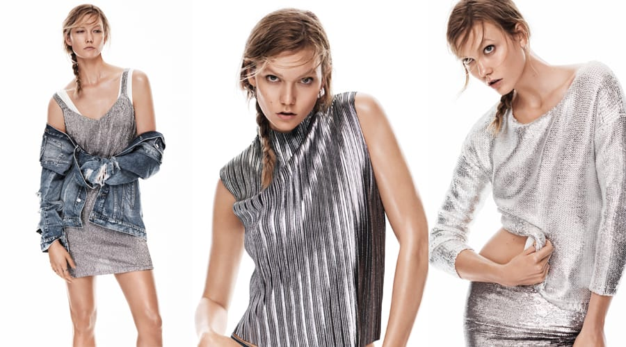 MANGO: New metallics