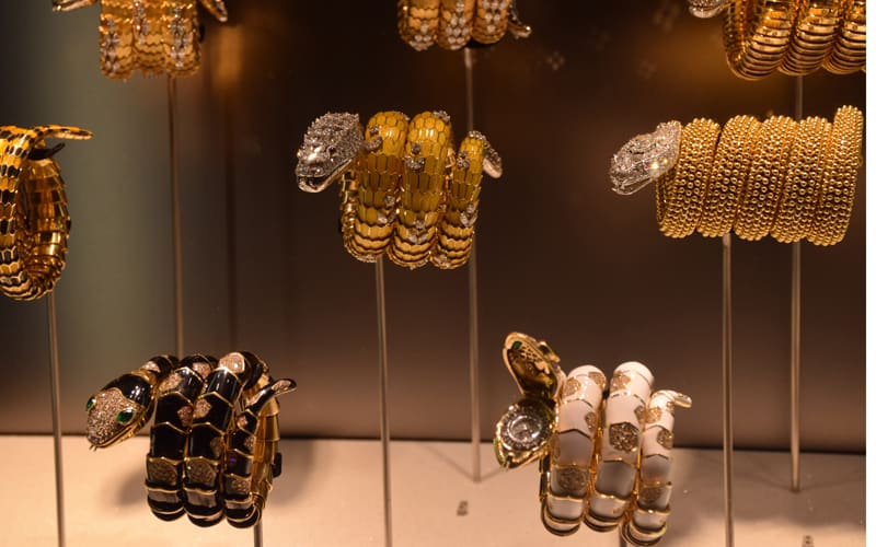 Bulgari Serpentiform - Roma