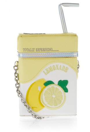 LEMONADE-CARTON-ACROSS-BODY-BAG - ACCESSORIZE