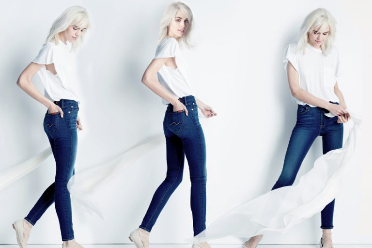 b(air) denim by 7 For All Mankind