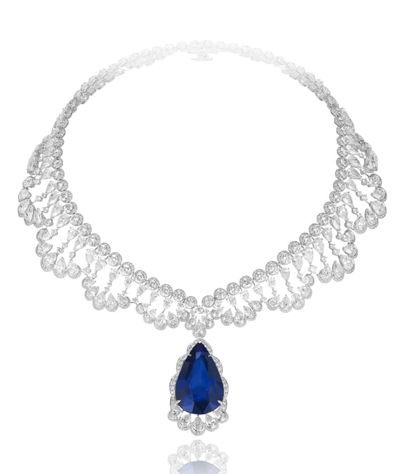 Chopard - Red Carpet necklace