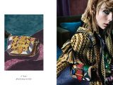 Campagna Burberry 2016 con Edie Campbell