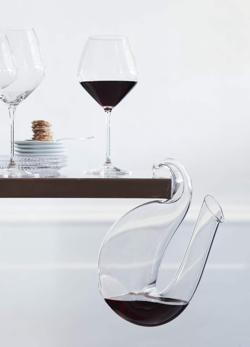 Ayam, il decanter di Riedel Crystal