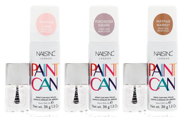 Smalto spray di Nails Inc. London