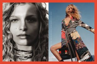 Missoni e The Woolmark Company
