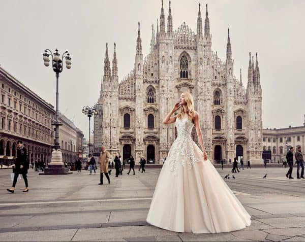 """Milano Wedding Collection 2017"" di Eddie K."