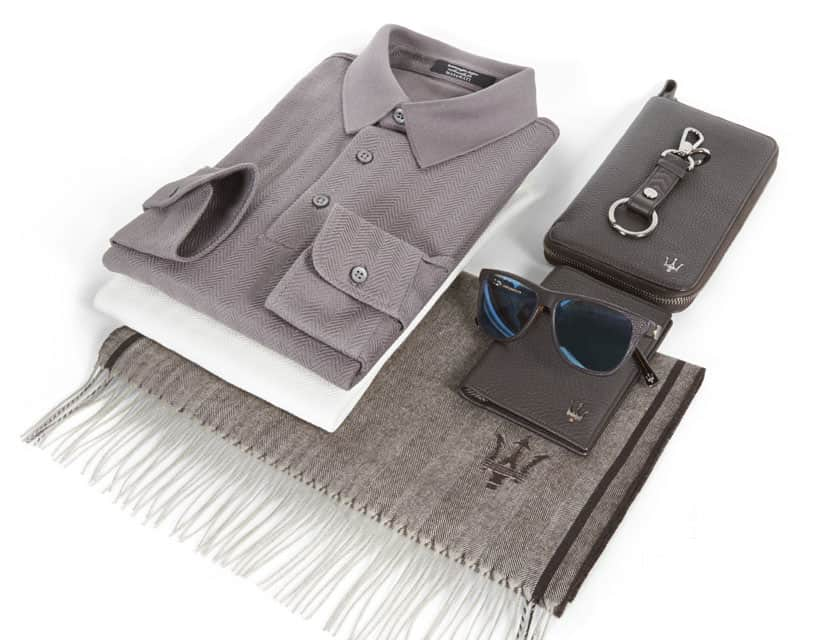 La Maserati Capsule Collection PE 17 by Ermenegildo Zegna