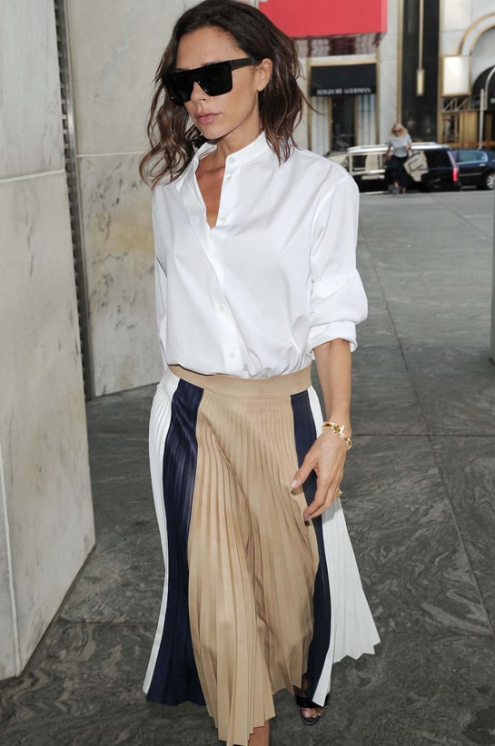 Tiffany & Co. - Victoria Beckham - New York Fashion Week
