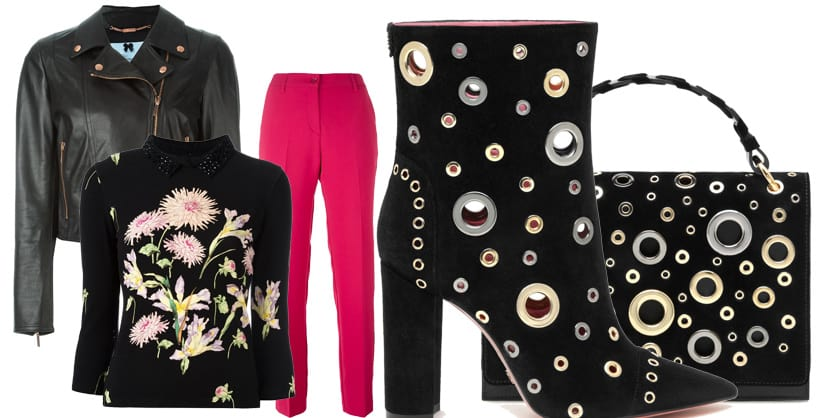 Outfit Blumarine