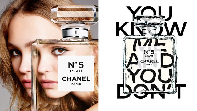 Chanel N°5 L'Eau Limited Edition 2016