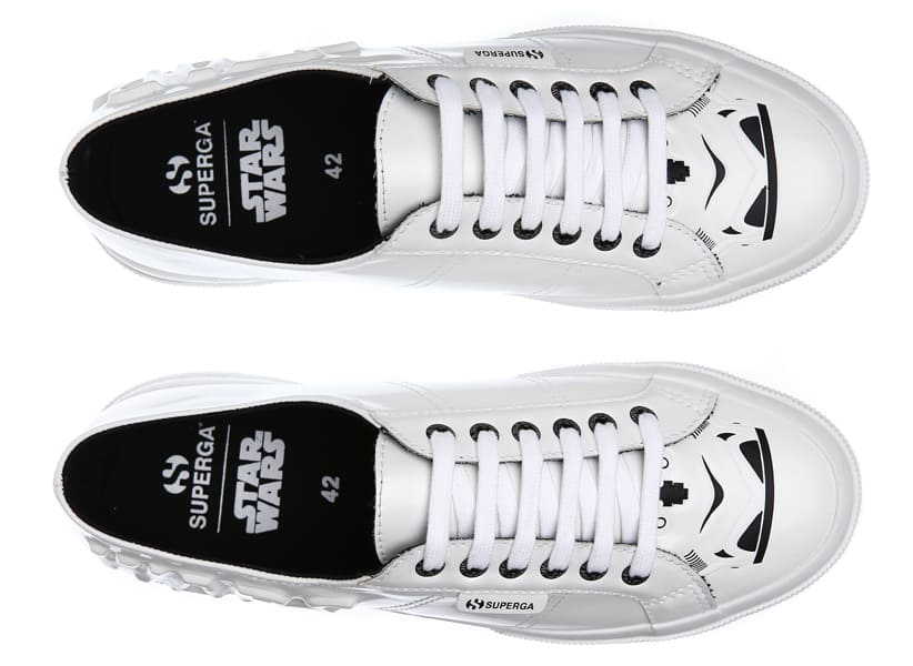Superga e la celebre Saga Star Wars