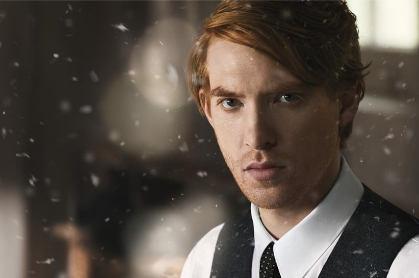 'The Tale of Thomas Burberry' Campaign - Domhnall Gleeson (on embargo until 1 November 2016 8AM UK time)