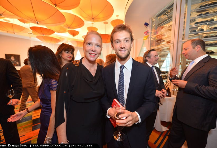 l'annual Benefit Luncheon a New York
