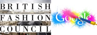 Il British Fashion Council e Google insieme