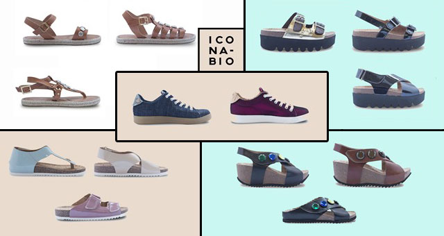 IconaBio sneakers summer 2017