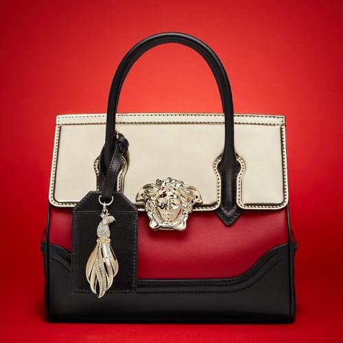 La borsa Versace
