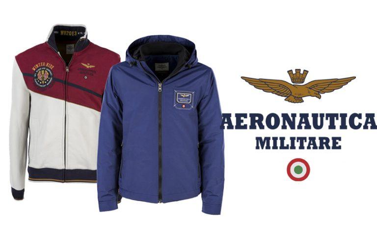 Aeronautica Militare Italiana - le novità al Pitti