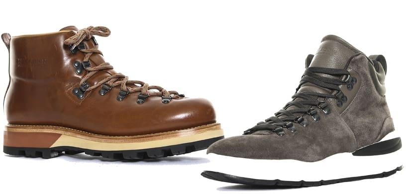 Le scarpe di Woolrich