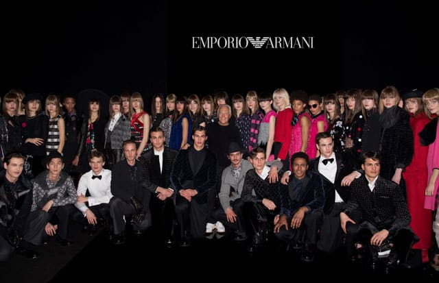 Emporio-Armani-Womenswear- fw 2017/18
