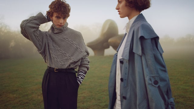 Burberry February Collection 2017 - Campagna adv