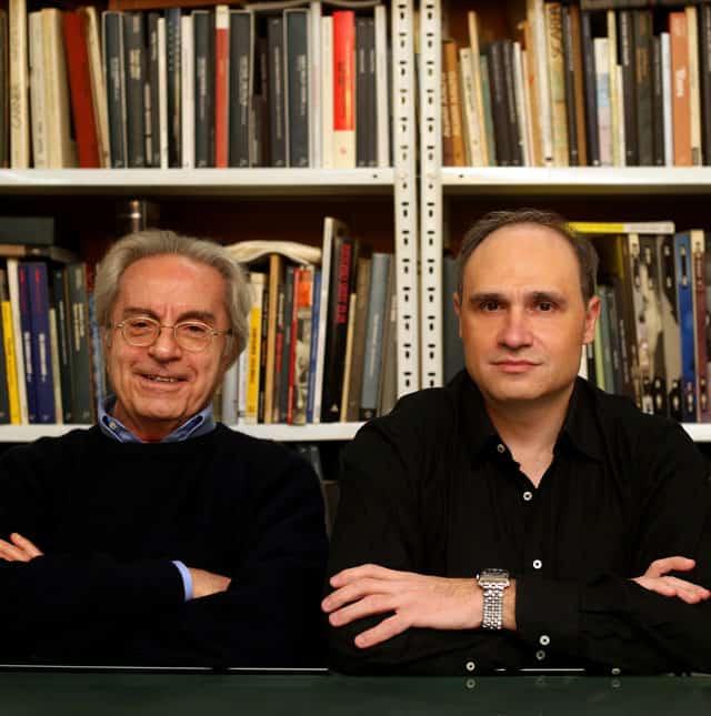 Elviro Di Meo e Antonio Rossetti