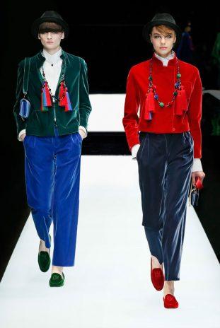 Giorgio-Armani-Womenswear - fw 2017/18