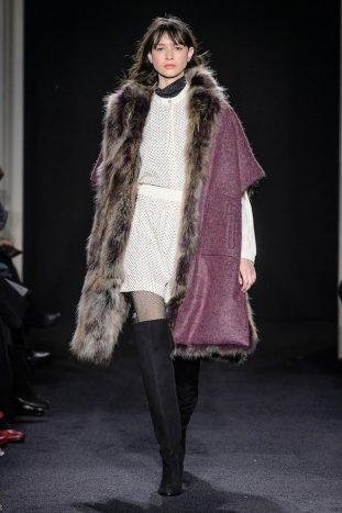 Kristina Ti sfilata moda donna Milano fall/winter2017/18 0310