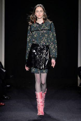 Kristina Ti sfilata moda donna Milano fall/winter2017/18 0341