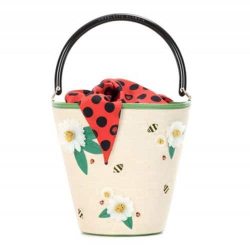 Charlotte Olympia- Bucket Bag - Pe 2017