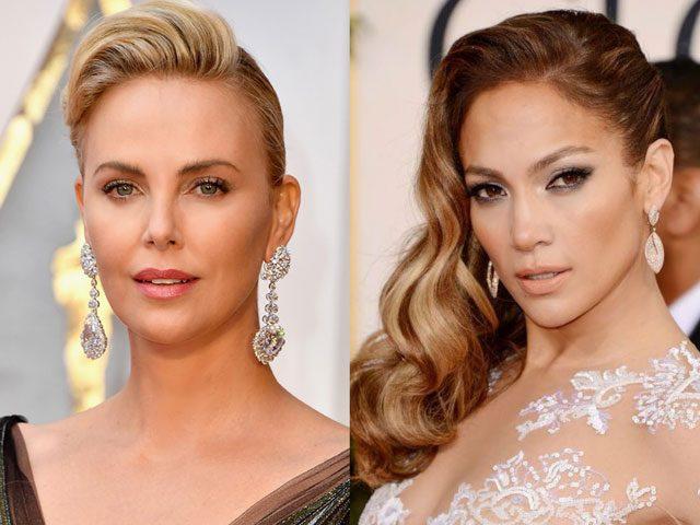 Jennifer Lopez e Charlize Theron