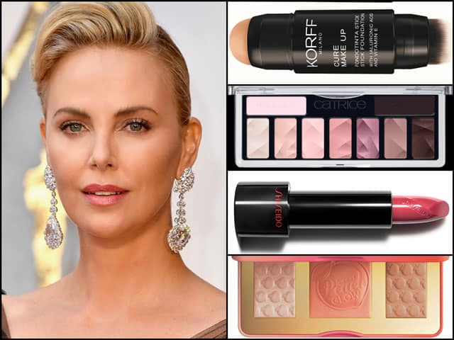 IL MAQUILLAGE CHIC DI CHARLIZE THERON