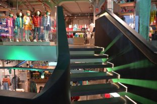 Flagship store Benetton Madrid Gran Via