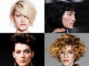 Nuovo look con un nuovo taglio di capelli?