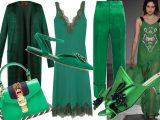 Il verde alla moda