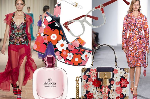 Trend_ moda in fiore