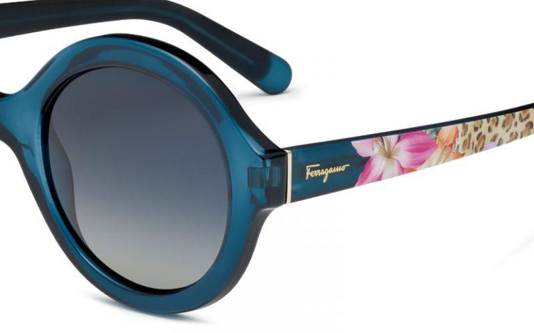 Ferragamo Prints Eyewear 857S