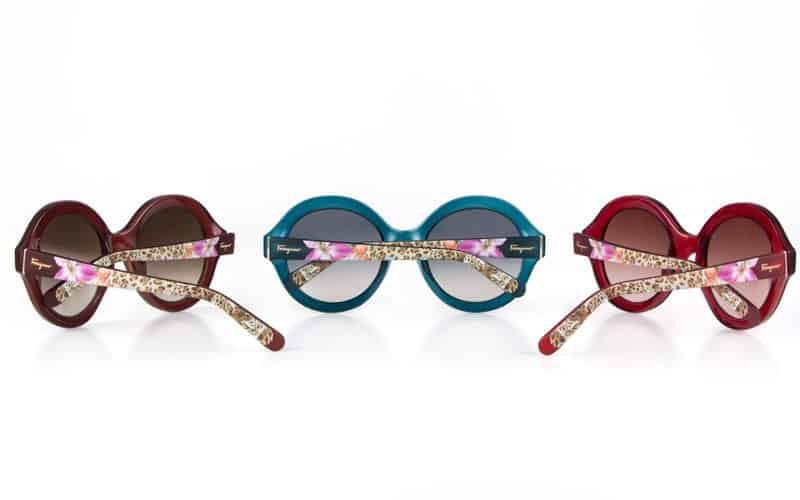 Ferragamo Prints Eyewear