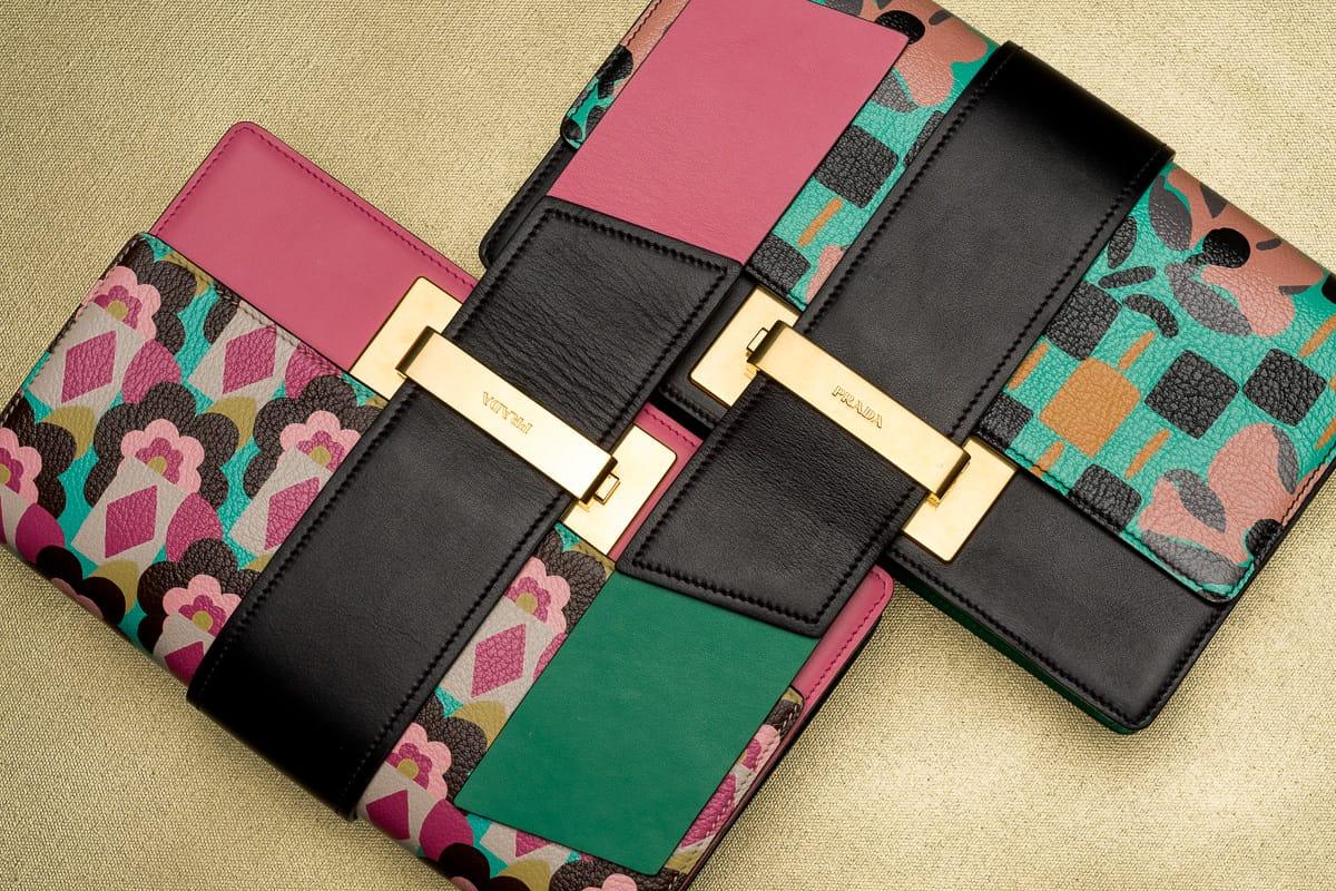 Prada Ribbon Bag